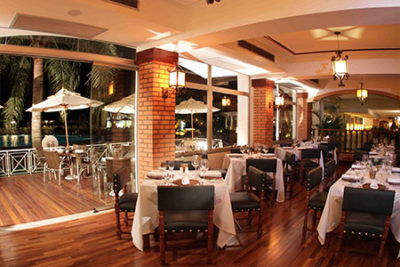 Bourbon Cataratas Convention Spa Resort ristorante restaurant