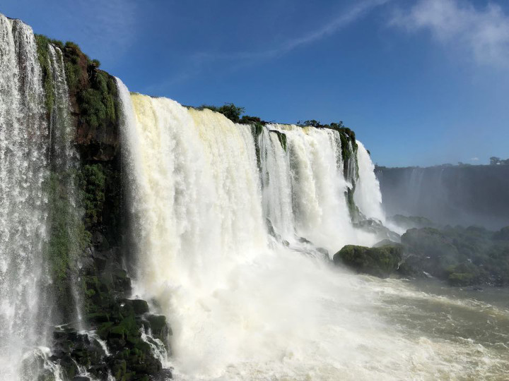 Cascate Iguazù Argentina Brasile