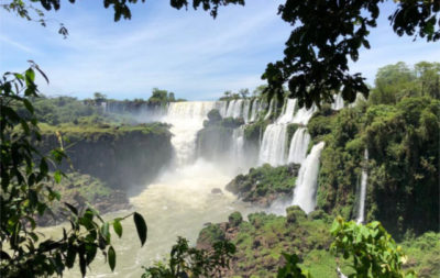 Cascate Iguazù Brasile
