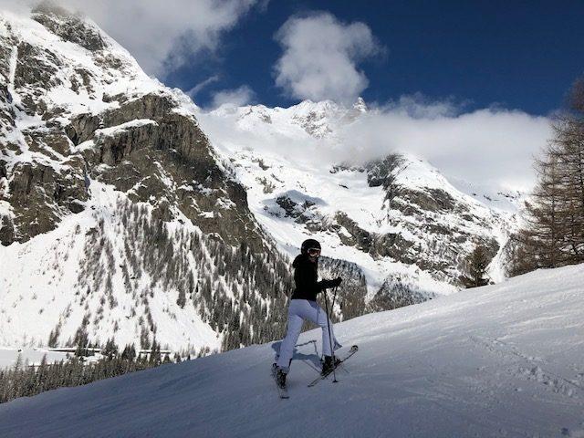 Courmayeur Monte Bianco Alpi