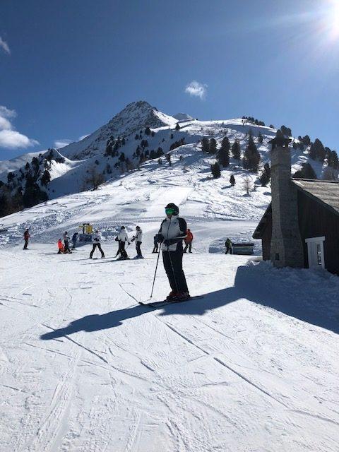 Courmayeur sci Alpi