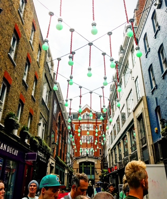 carnaby street londra london