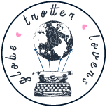 logo globe trotter lovers travel blog