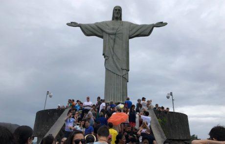 Cristo Redentore Rio de Janeiro Brasile