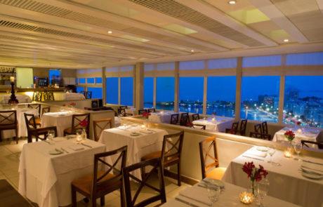 Hotel Rio Othon Palace Rio de Janeiro Brasil restaurant