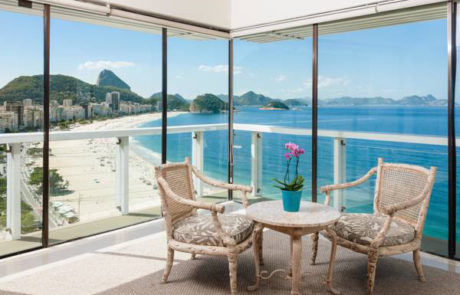 Hotel Rio Othon Palace Rio de Janeiro Brasil room