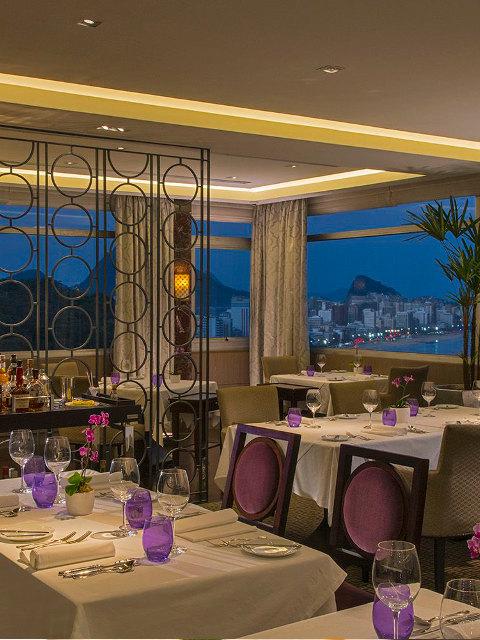 Restaurant Etoile Rio de Janeiro Brasil