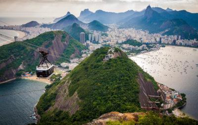 Rio de Janeiro Brasil view
