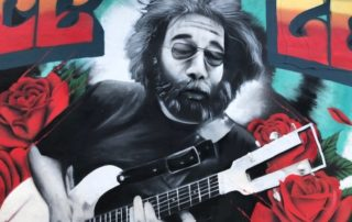 Haight– Ashbury san francisco murales